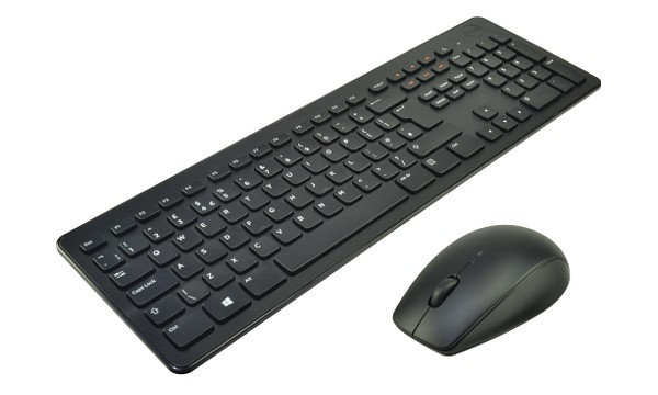 Latitude E5500 Wireless Mouse and Keyboard (UK)