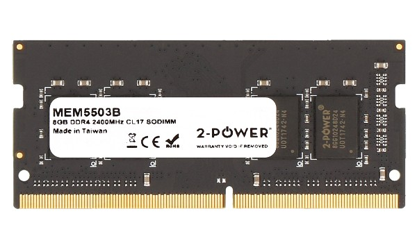 Pavilion Power 15-cb003nc 8GB DDR4 2400MHz CL17 SODIMM