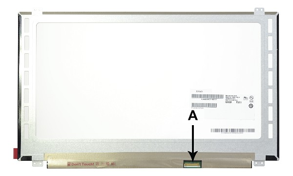 "809001-002 Panel LCD 15,6"" 1920x1080 Full HD LED Mate TN"