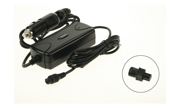 Latitude XP 4100 Adaptador de coche