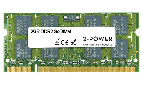 Satellite L40-17O 2GB DDR2 667MHz SoDIMM