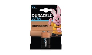 Pila Duracell Ultra Power 9V