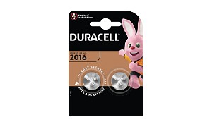 DL2016 Coin Cell Battery - 2 Pack