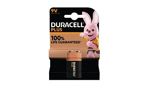 Duracell Plus 9V 1 Pack