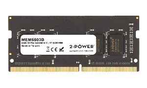 8GB DDR4 2400MHz CL17 SODIMM