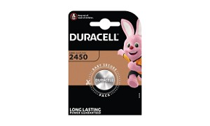 Pila de moneda Duracell Plus