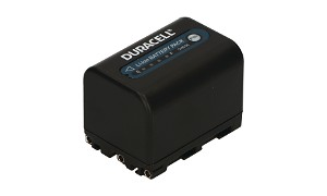 Producto compatible Duracell DR9599 para sustituir Batería NP-FM90 Sony