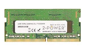 Latitude E5270 4GB DDR4 2400MHz CL17 SODIMM